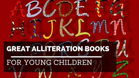 alliteration books for young children