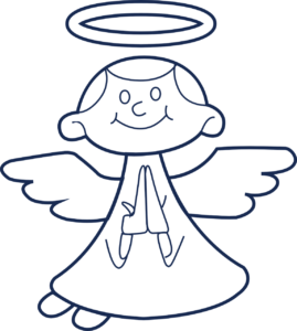 Image of an angel