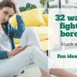 Things For 13-Year-Olds to Do When Bored at Home